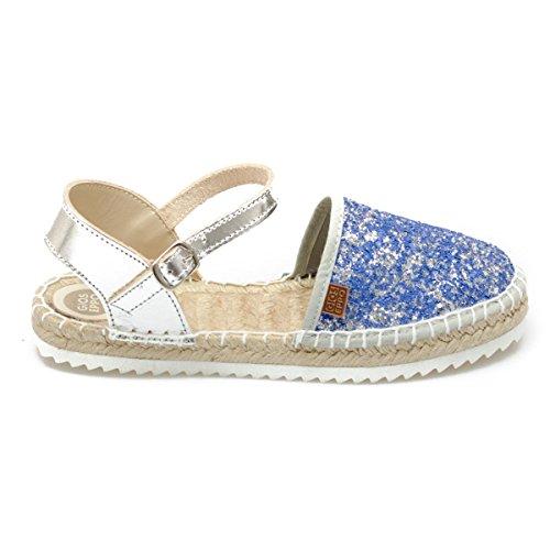 Gioseppo Medana bambina, pelle liscia, sandali, 39 EU