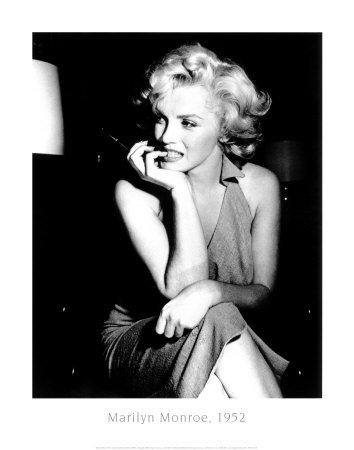 Marilyn Monroe, 1952 stampata, 56 x 72