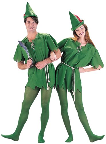 Peter Pan Costume Adult Unisex Elf Costume 88077