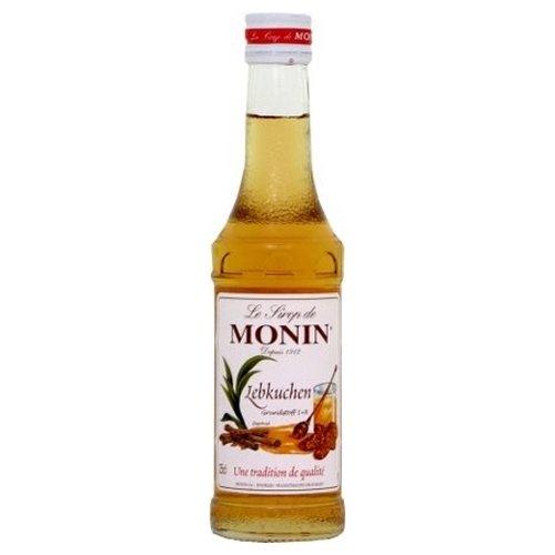 Café Monin sirop 'épice', 250 ml