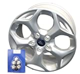 Ford Focus 7J x 16-inch ST 5 Split Spoke Design Alloy Wheel for 2007 Onwards (1 Piece)