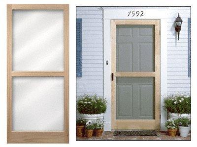 victorian vinyl screen doors 2