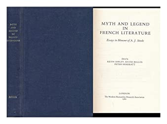 Myth and Legend in French Literature