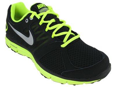 brand new 1ea65 35374 Nike Mens NIKE LUNAR FOREVER 2 RUNNING SHOES 9 Men US (BLACKMETALLIC  SILVER