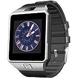 Otium Gear S Bluetooth Smart Watch WristWatch Sim insert anti-lost Call reminder Phone Mate (Black)