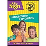 Classroom Favorites (We Sign DVD)