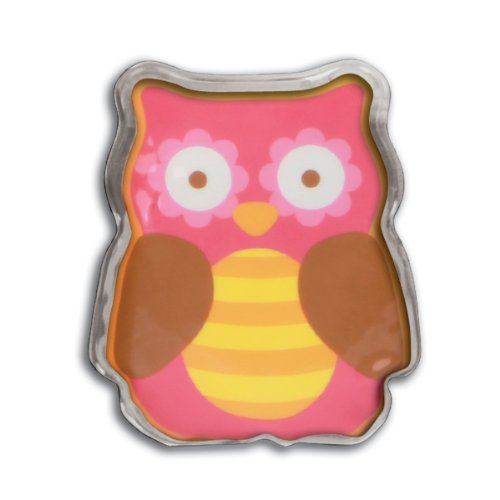 Stephen Joseph Freezer Friends Owl Lunch Box - 1