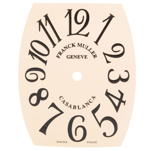 Franck Muller Geneve Casablanca Rose Original Watch Dial