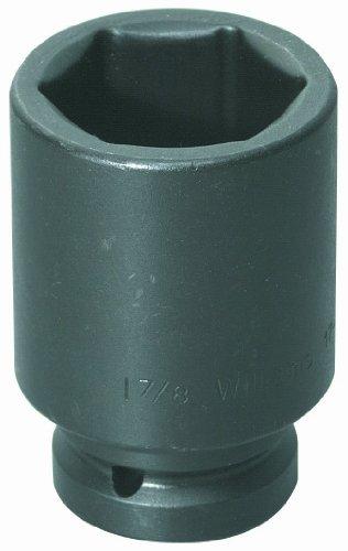 Williams 17-642 Deep 6 Point Impact Socket, 1-5/16-Inch