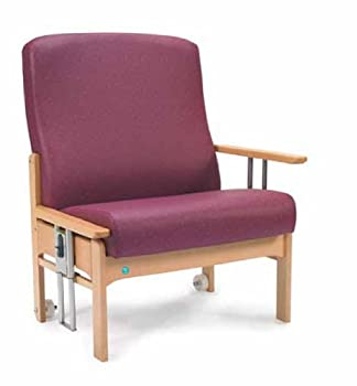 The Whittle Bariatric Heavy Duty Chair With Drop Arms - 0% VAT Relief from Mobility Smart