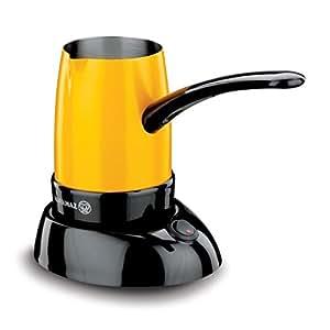 Amazon.com: Korkmaz A365 Smart Greek Turkish Coffee Maker Electric Coffee Pot Briki Ibrik Kettle ...