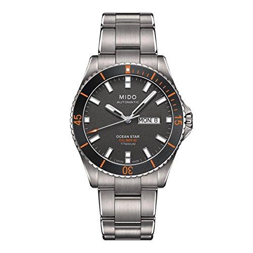 mido-ocean-star-herren-armbanduhr-42mm-armband-titan-silber-gehause-automatik-analog-m0264304406100