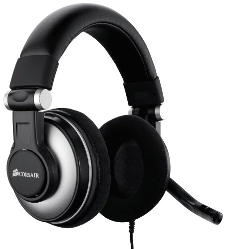 Corsair Ca-Hs1Na Gaming Audio Series Hs1 Usb Gaming Headset