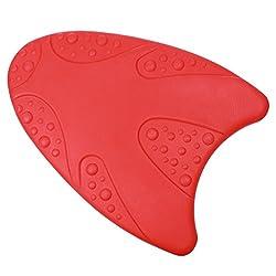 Magideal Swimming Swim Kickboard Kids Adults Safe Pool Training Aid Float Board Red