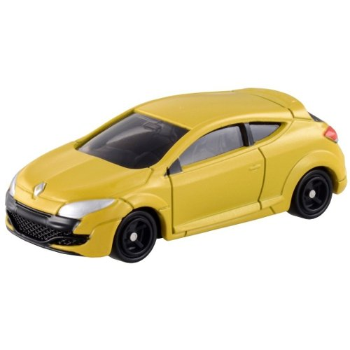 TOMY TOMICA No.44 RENAULT MEGANE RS COLOR YELLOW 1 : 62 NEW 2012 - 1