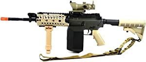PATRIOT JG M4 Adaptive Rail AEG Rifle Raider RAS PACKAGE