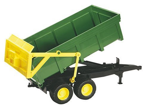 02210 Tipping Trailer (green) 02210 4001702022105 By Bruder