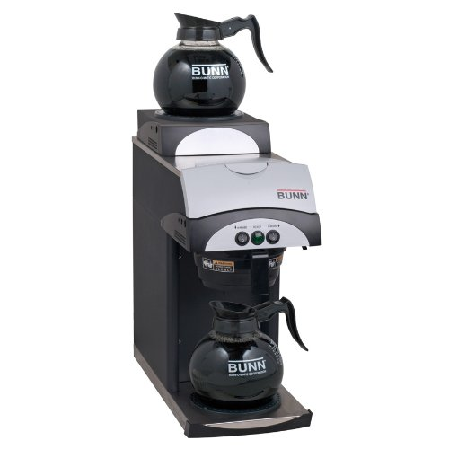 BUNN 392 Gourmet Pourover Coffee Brewer with Two Warmers Best Deals