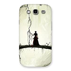 Forest Warrior Back Case Cover for Galaxy S3 Neo