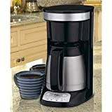 Cuisinart 10-cup Programmable Thermal Carafe Coffee Maker
