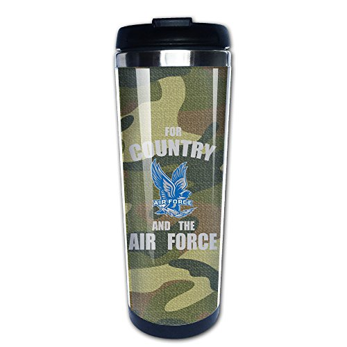 PKTWO United States Air Force Academy Coffe Mug Drink Thermal Cup