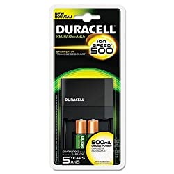 DURCEF7 - ION SPEED 500 Starter Kit Charger