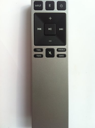 New Genuine Vizio 2.1 5.1 Home Theater Sound Bar Remote Control For S3820W-C0 S2920W-C0