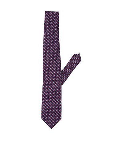 Arcieri Cravatta  Blu/Rosso Unica