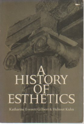 History of Aesthetics