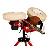 First Pitch NFL Quarterback College Football Practice Passing Pitching Machine by First Pitch