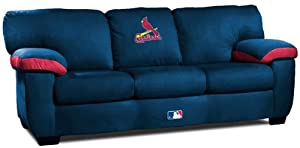 MLB St. Louis Cardinals Team Classic Sofa by Imperial