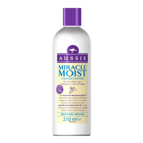 Aussie Miracle Moist Conditioner 250ml (Pack of 3)