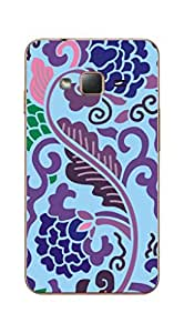 Upper case Fashion Mobile Skin Sticker for Samsung Z1