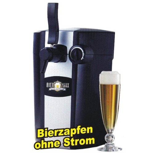 Bierzapfanlage test biermaxx bierzapfanlage bierk hler test for Bierkuhler garten