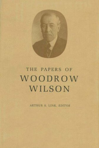 The Papers of Woodrow Wilson, Volume 1: 1856-1880: 1856-1880 v. 1