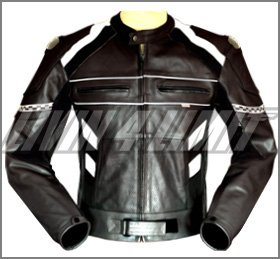 4LIMIT Sports blouson moto >>Le Mans<< veste en noir