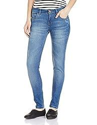 Lee Women's Slim Pants (LEJN5668_Tinted Ms_30)