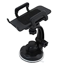 Universal Adjustable Windsheald Car Mount Cradle Holder for iPhone