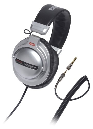 Audio-Technica Pro5Mk2Sv Dj Monitor Headphones - Silver