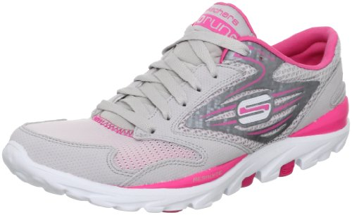 Skechers Women's Go Run Sports Shoes - Fitness 13500 Bksl