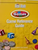 Game Reference Guide for SRA Real Math Kits (0076056619) by Willoughby