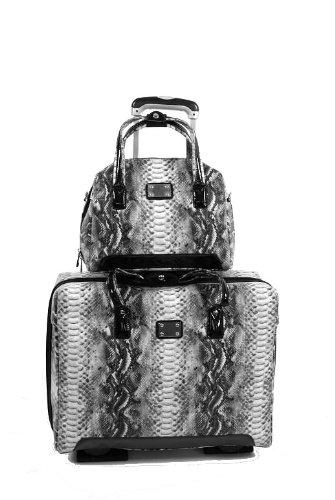Kofferset - Koffer Trolley Weekender - Reisetasche