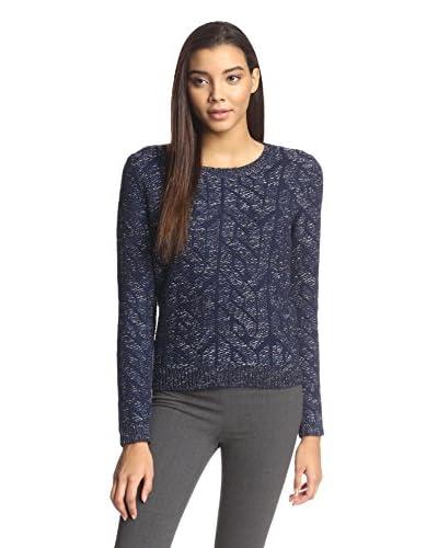 Theonne Women's Hermione Merino Wool Sweater