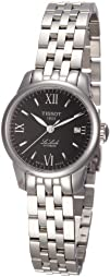 Tissot Womens T41118353 Le Locle Stainless Steel Bracelet Watch