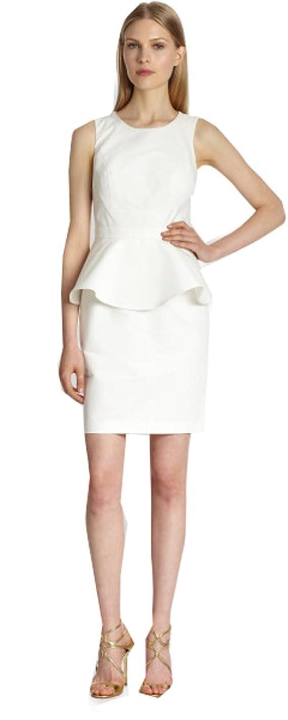 Studio M Lace Peplum Dress