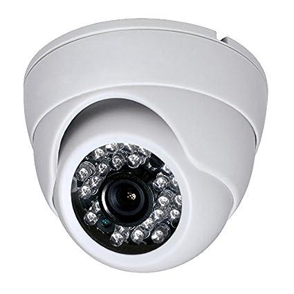 Secure-U IMX238 Sony Chipset 1.0 MP 1200TVL IR Dome CCTV Camera