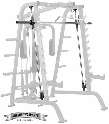 EF Products Half Cage Smith Machine Attachment
