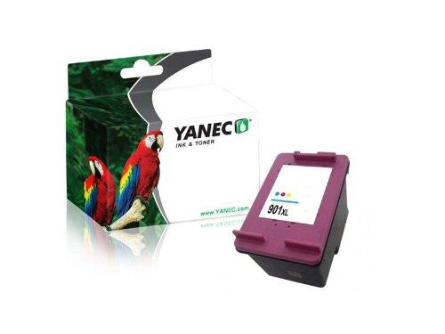 Yanec YIN094 CC656AE NO.901XL Tintenpatrone