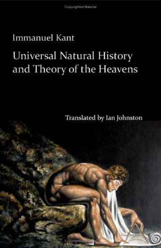 Universal Natural History and Theory of the Heavens