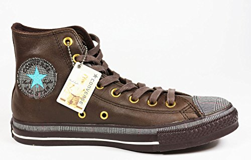 CONVERSE CE HI leather Schuhe